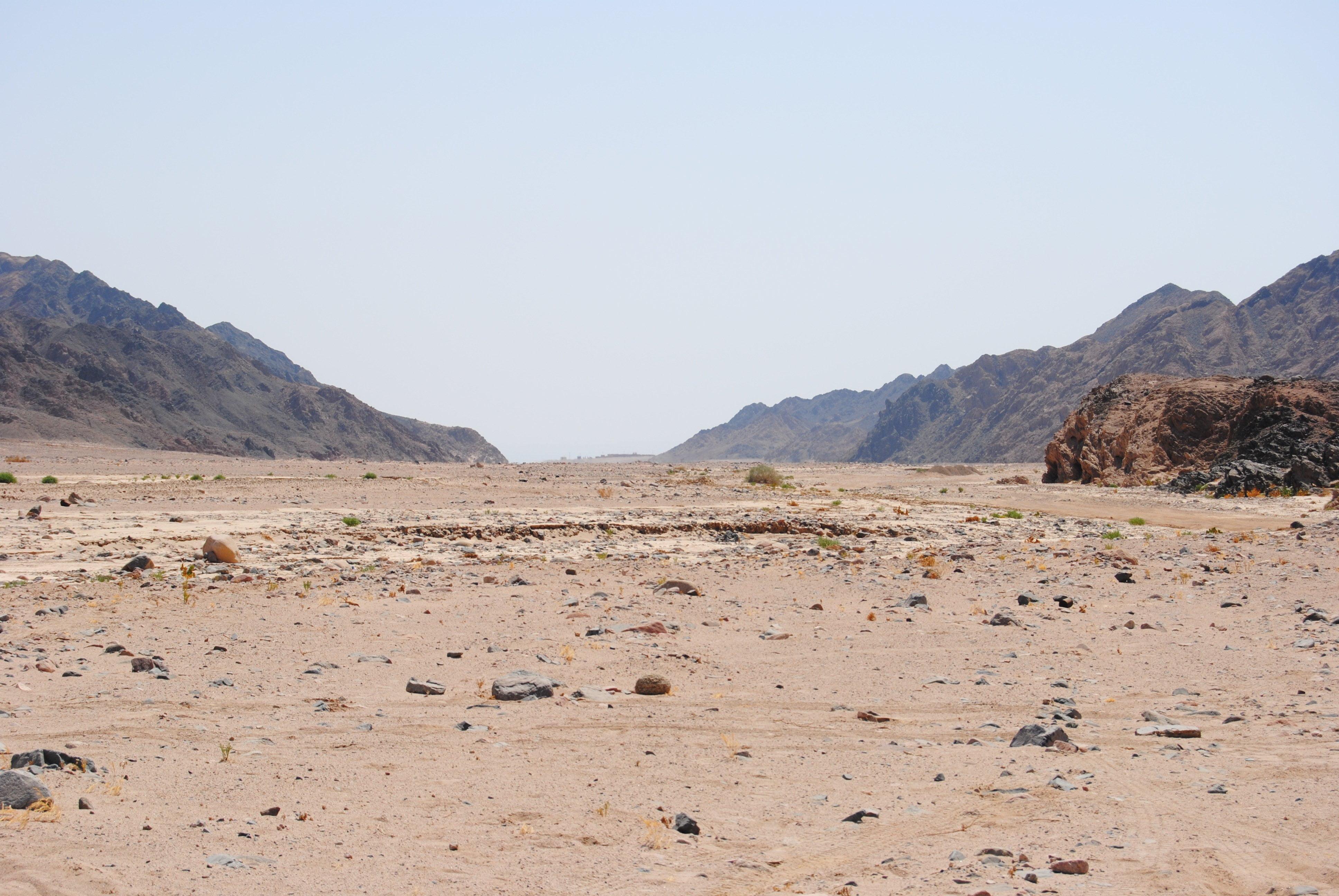 Jeep safari in the desert, Egypt 2
