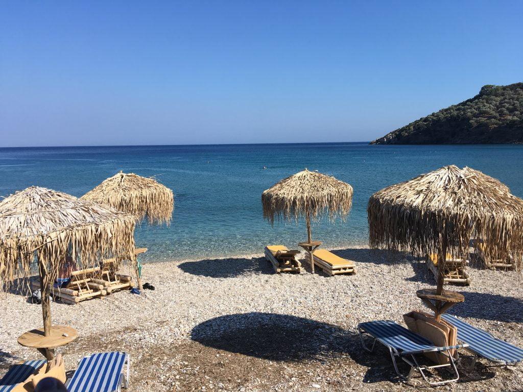 Le 6 spiagge più belle di Samos 1
