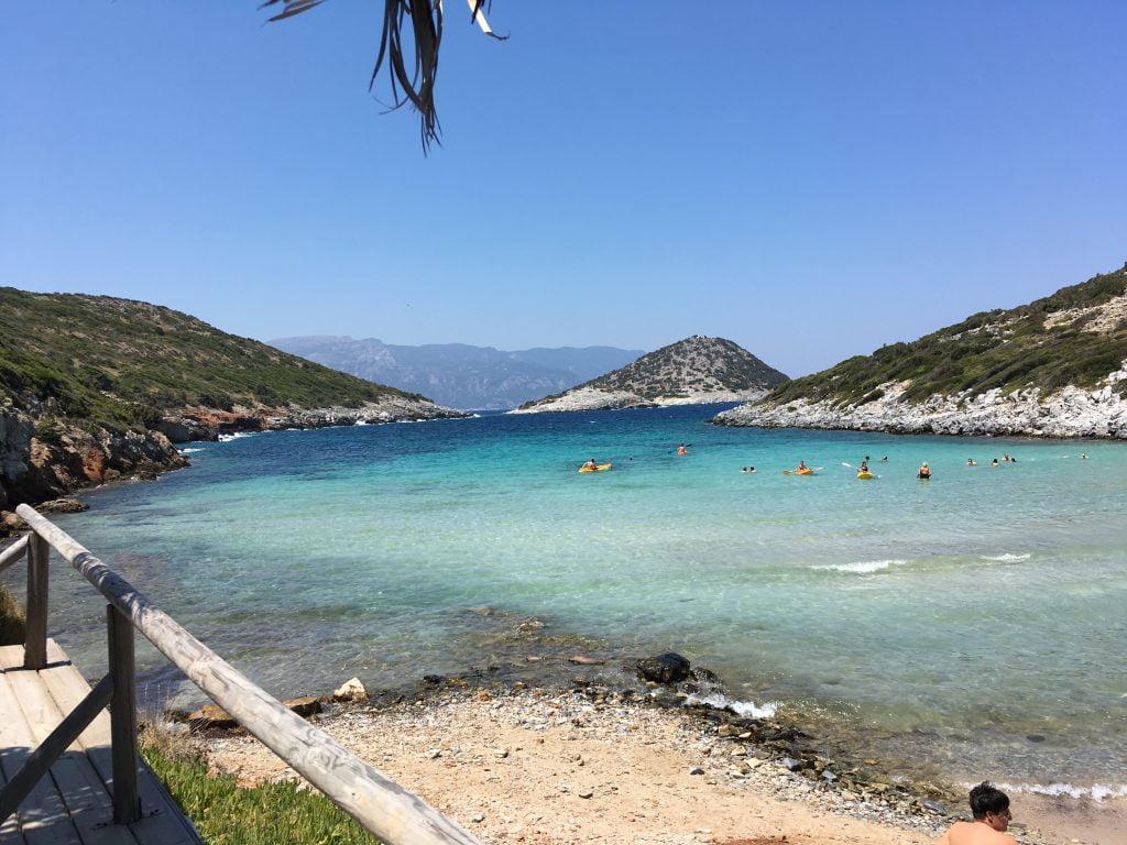 Le 6 spiagge più belle di Samos 2