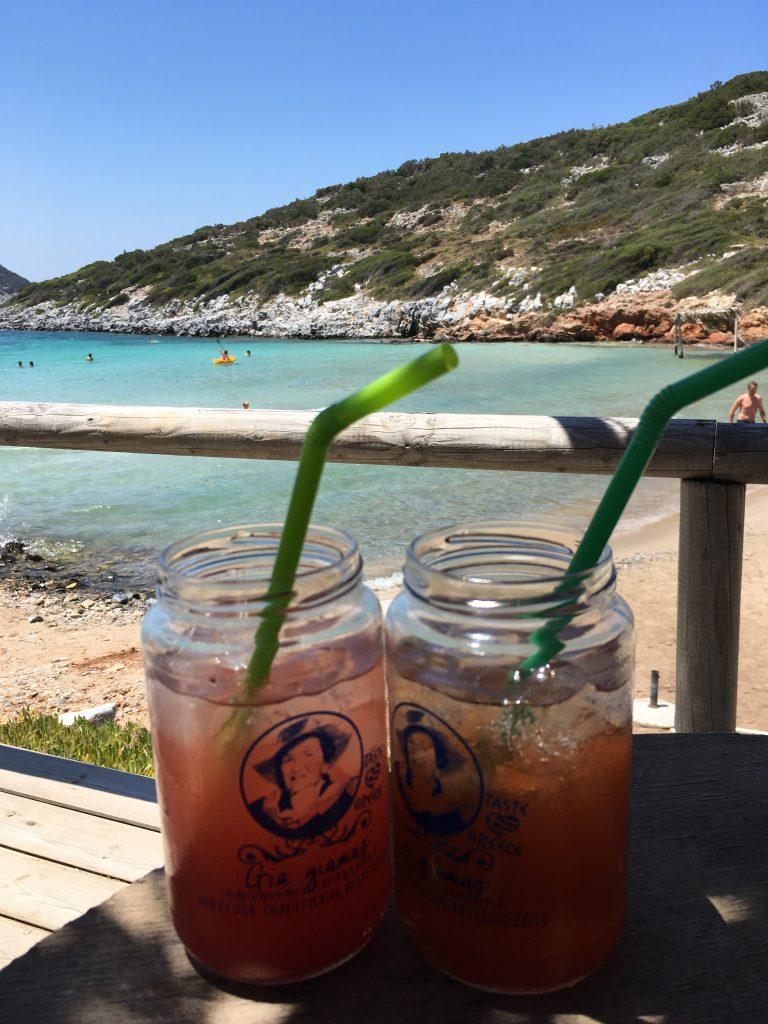 Le 6 spiagge più belle di Samos 3