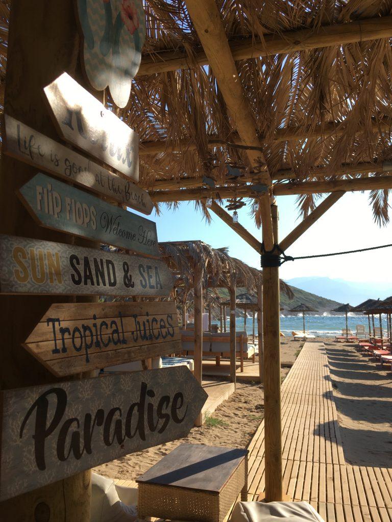 Spiaggia Livadaki a Samos