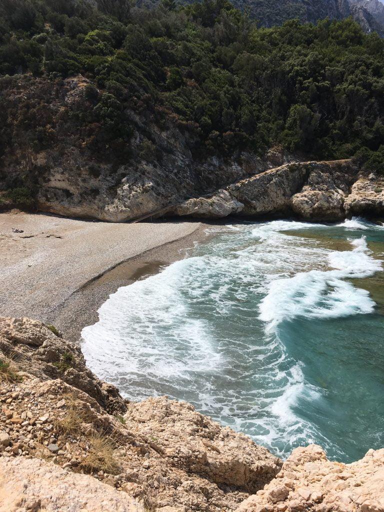 Le 6 spiagge più belle di Samos 6