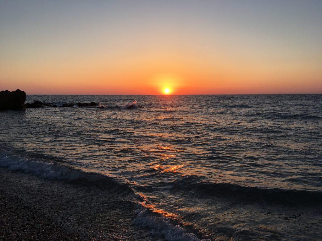 Samos spiagge più belle: Potami Beach