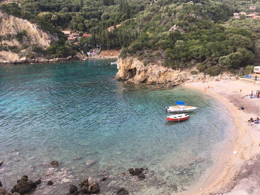Paleokastritsa_spiagge belle grecia