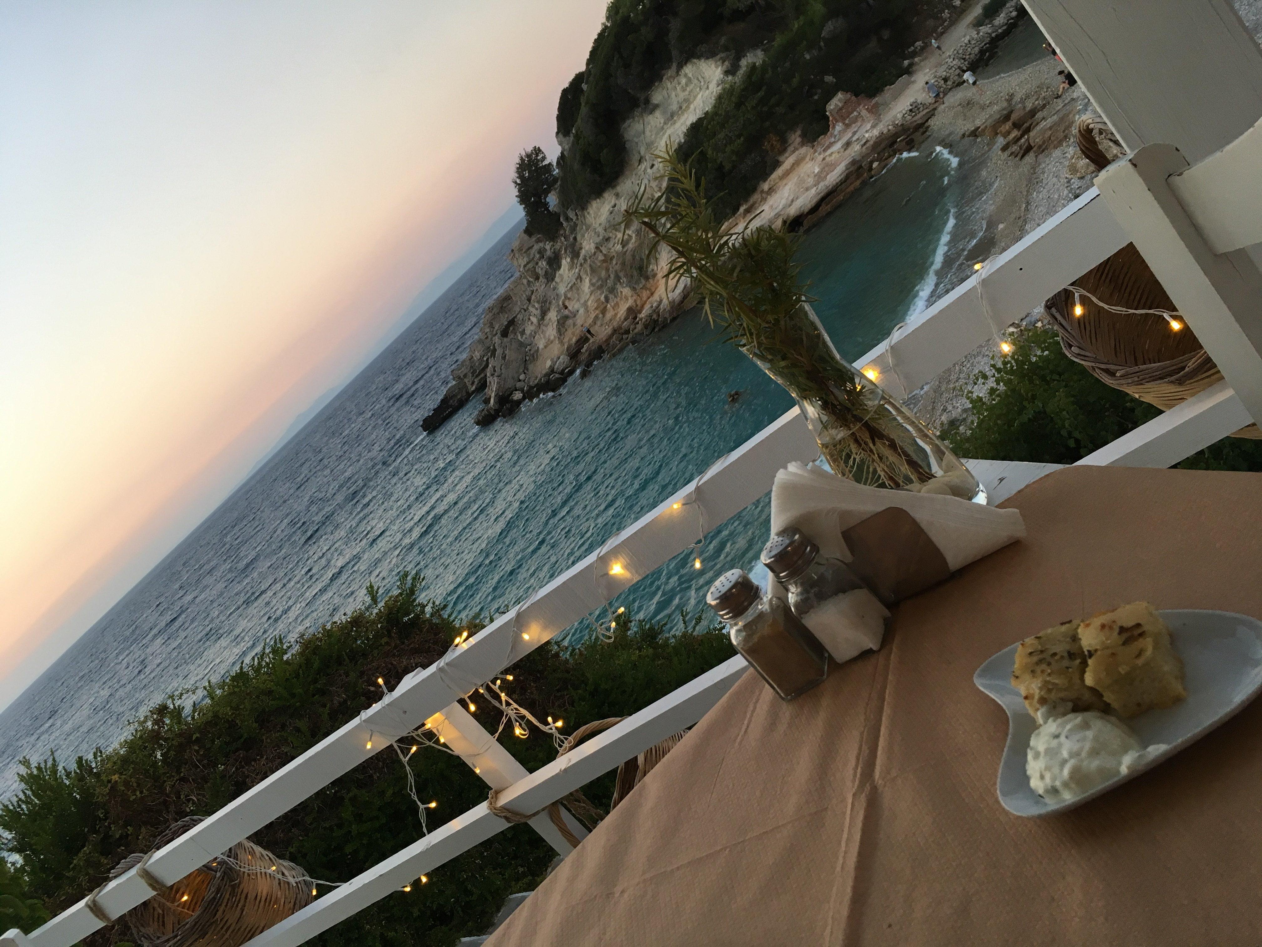 Dove mangiare a Samos: Basilico e Aphrodite 1