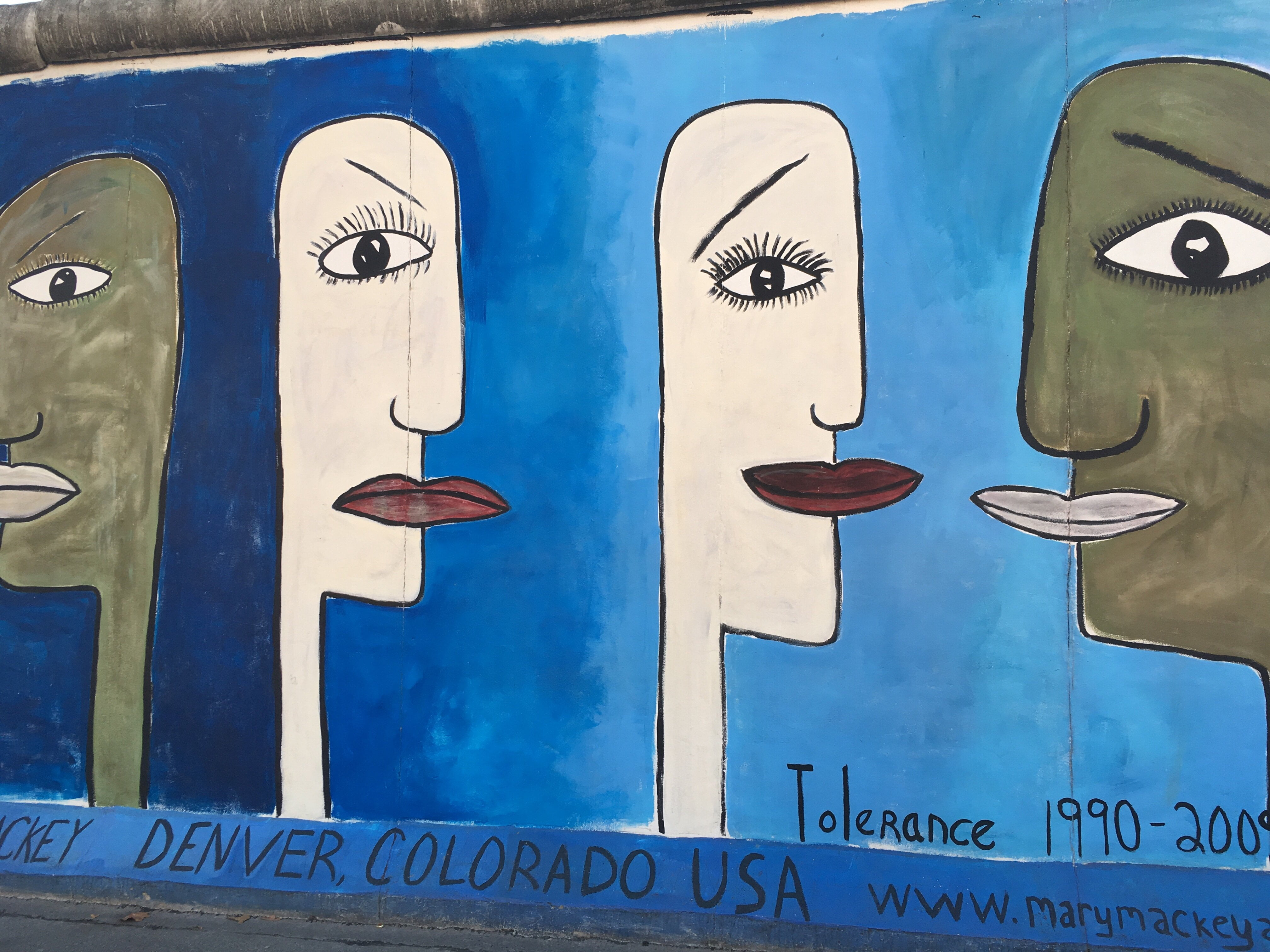 East Side Gallery_Tolerance