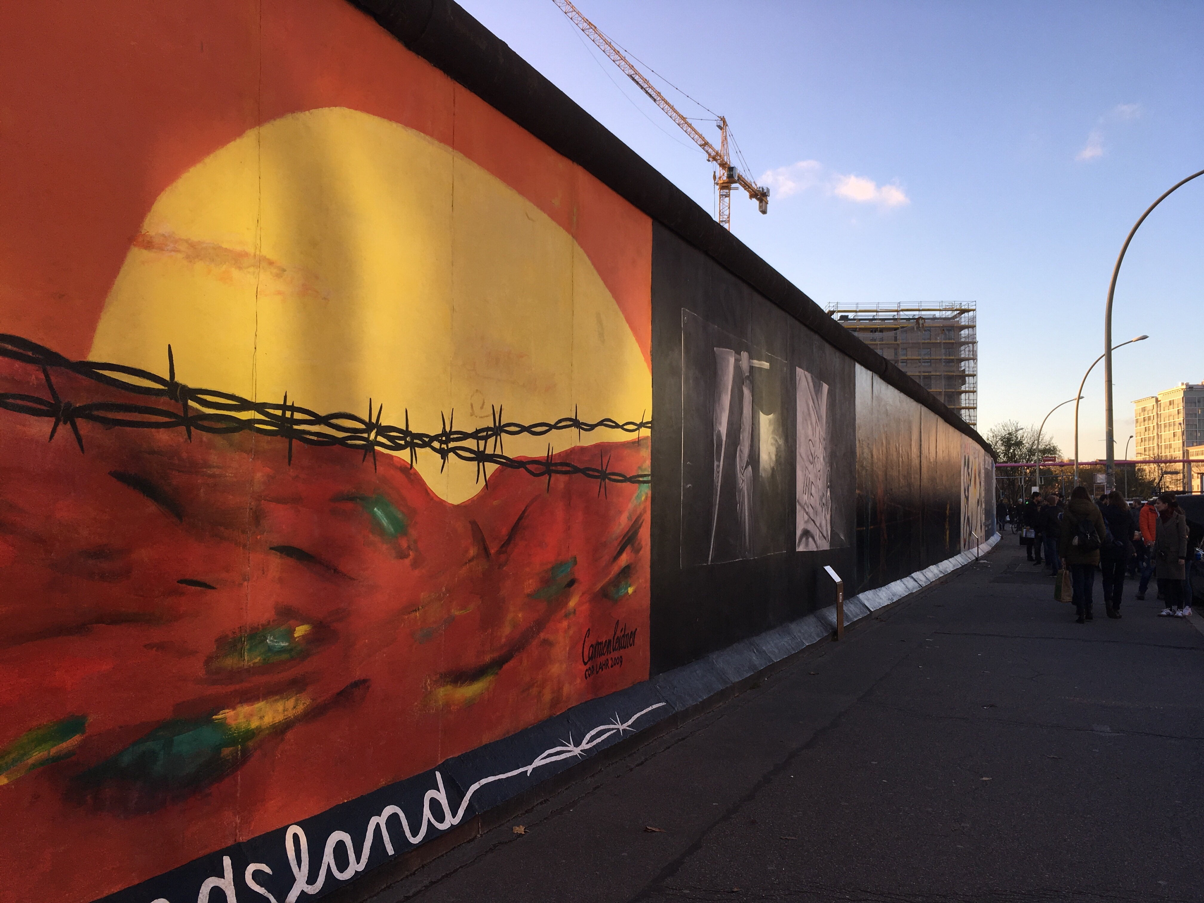 East Side Gallery_Berlino