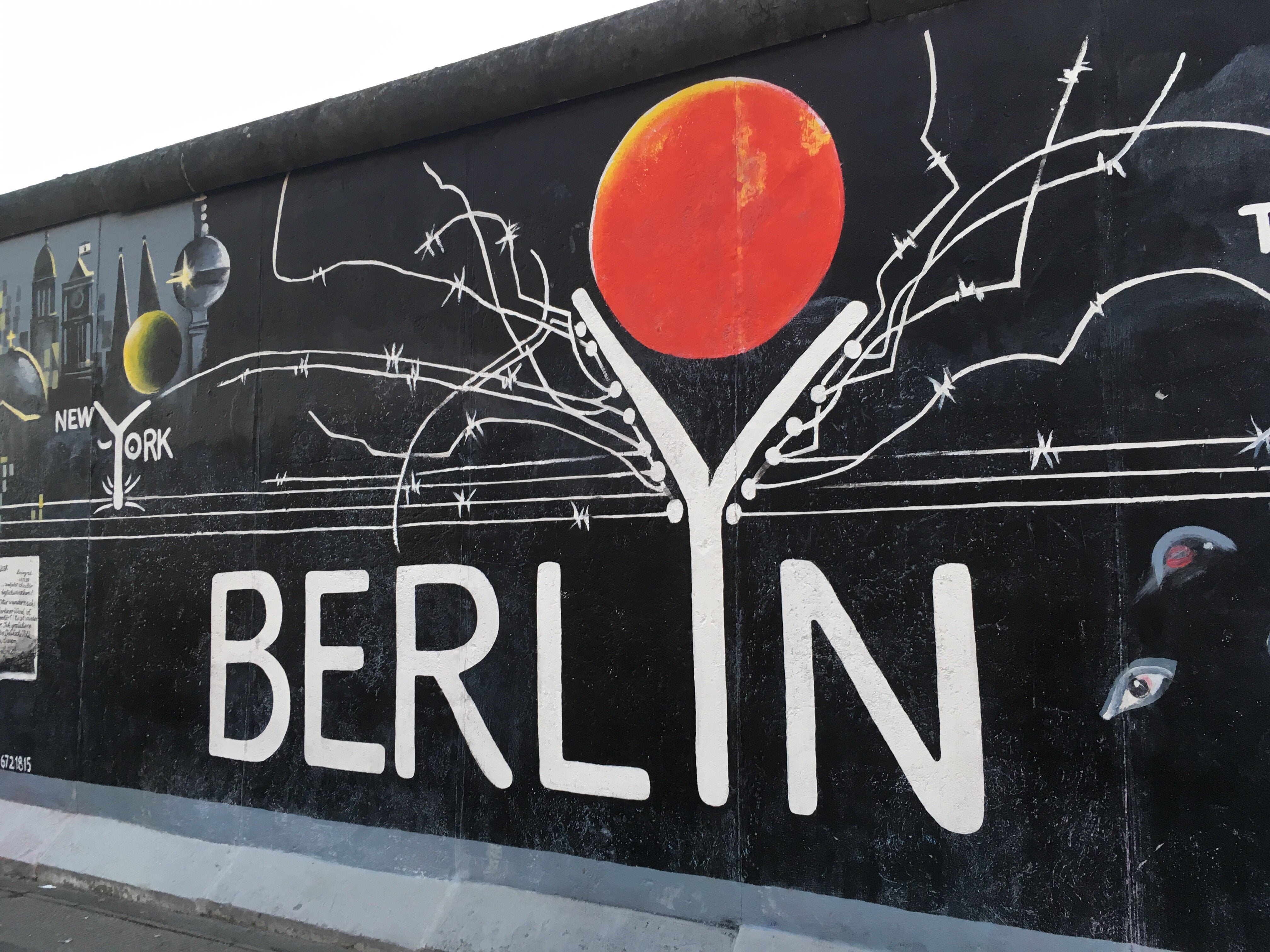 East Side Gallery_Berlin