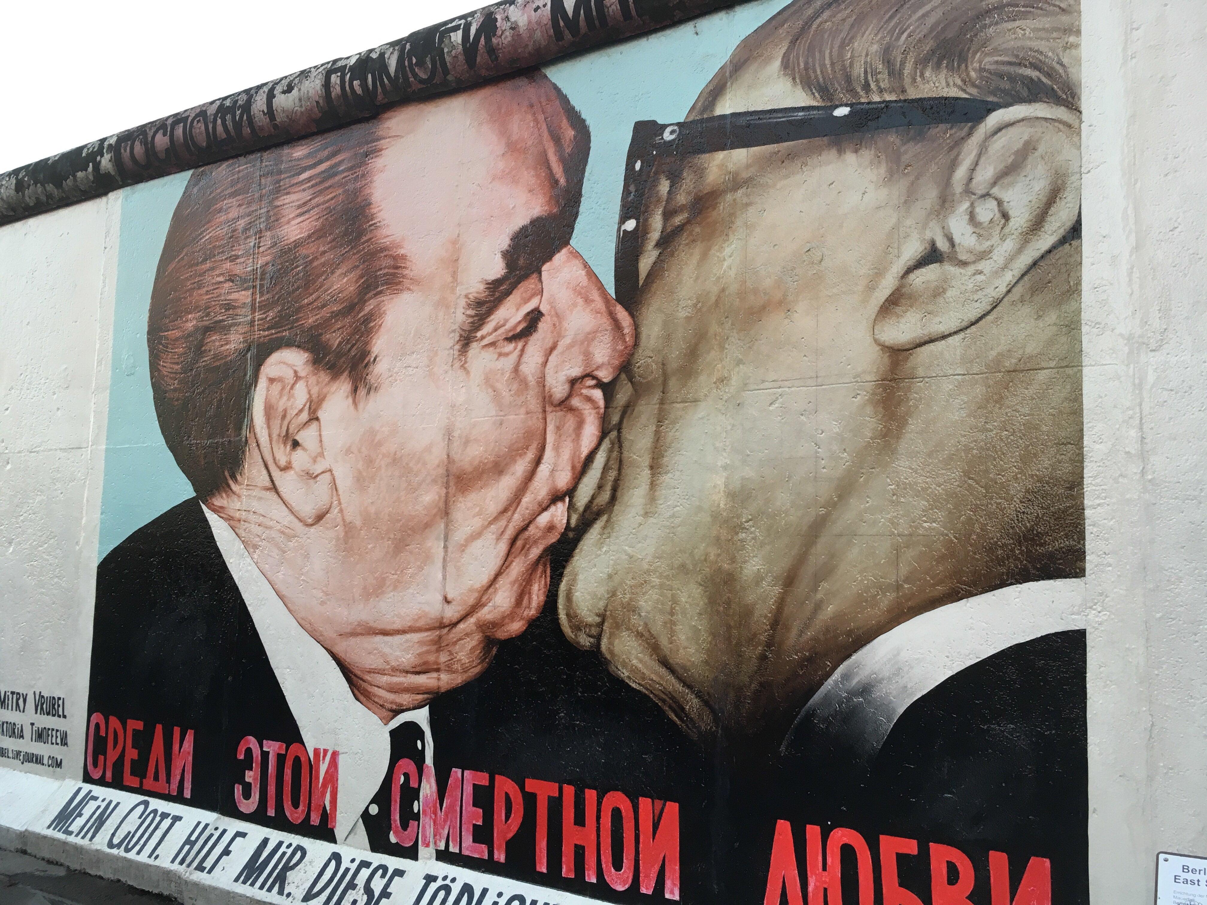 Da non perdere a Berlino: East Side Gallery 3