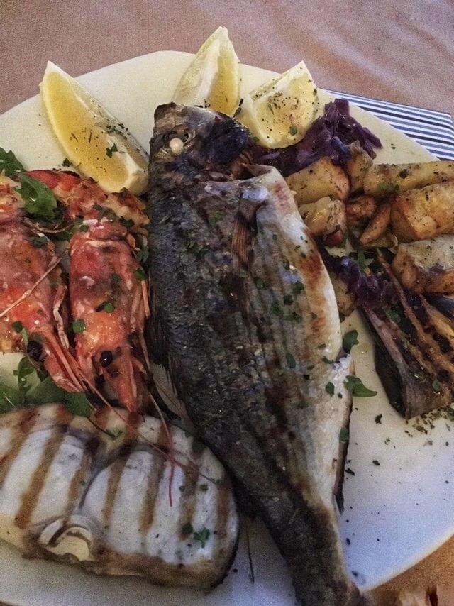 Dove mangiare a Samos: Basilico e Aphrodite 6