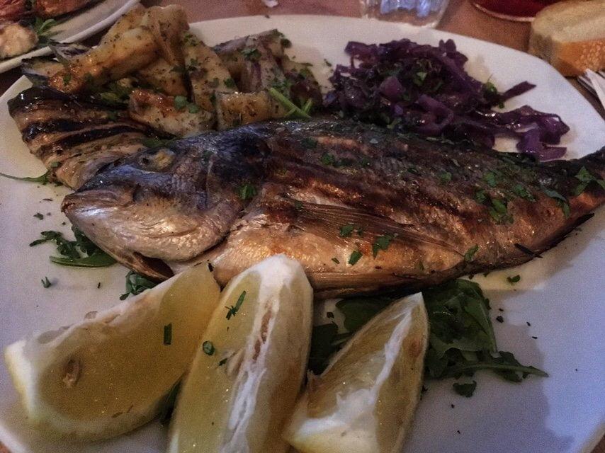 Dove mangiare a Samos: Basilico e Aphrodite 5