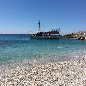 Una giornata in barca a Samos con Captain Andreas 1