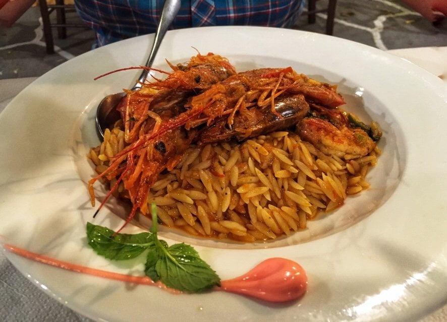 Dove mangiare a Samos: Basilico e Aphrodite 10