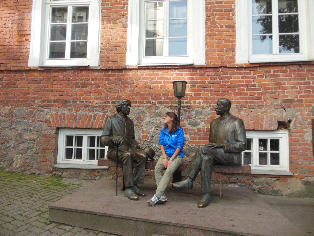 Estonia: Vale's travels