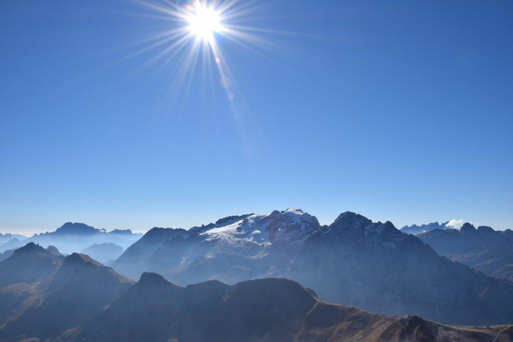 Vista da Terrazza delle Dolomiti