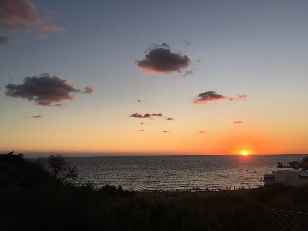 Malta-sunset