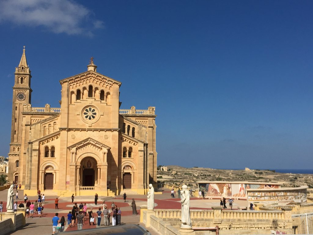 Gozo-beautiful-church
