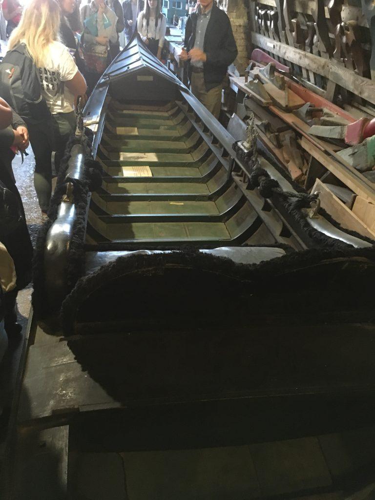 Gondola Veneziana come si costruisce una gondola