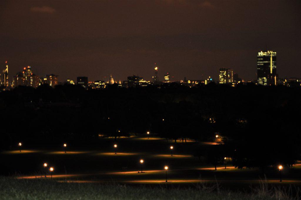 Primrose Hill è uno tra i 3 parchi più tranquilli di Londra Nord