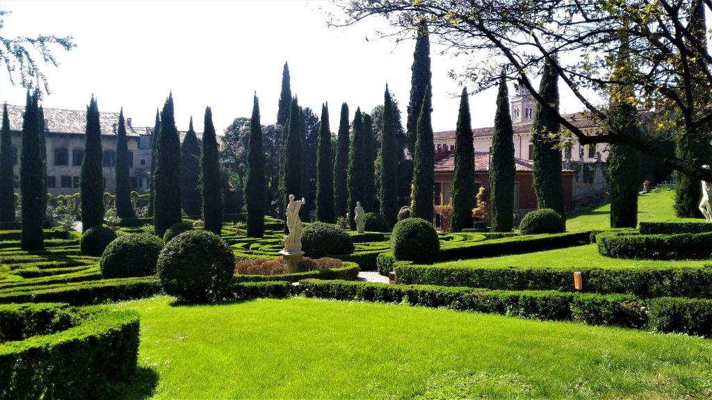 I luoghi da non perdere a Verona_Giardino Giusti