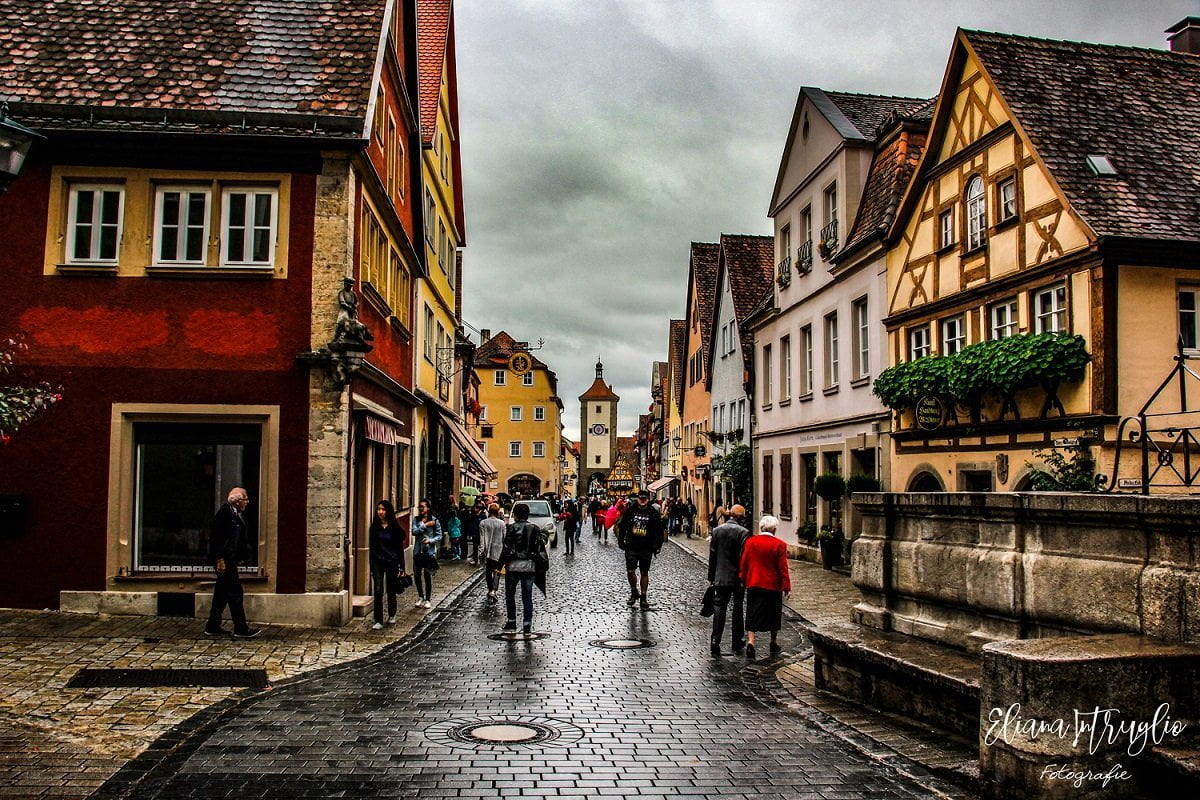 Study Holiday _ Rothenburg