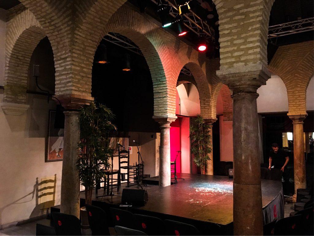 Siviglia in un giorno e mezzo_Museo del Baile Flamenco