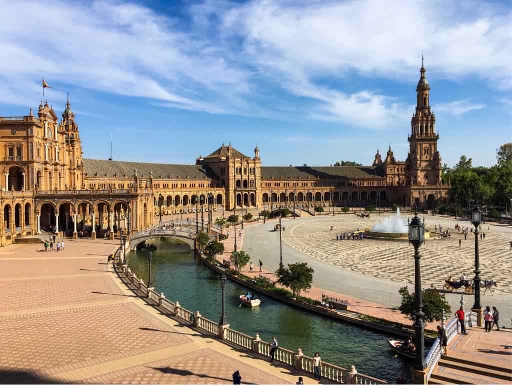 Siviglia_Plaza de Espana