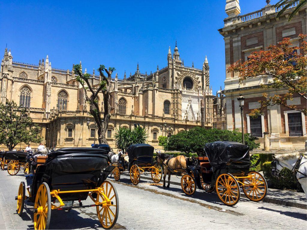 Cattedrale_cose da non perdere a Siviglia Siviglia immagini della città