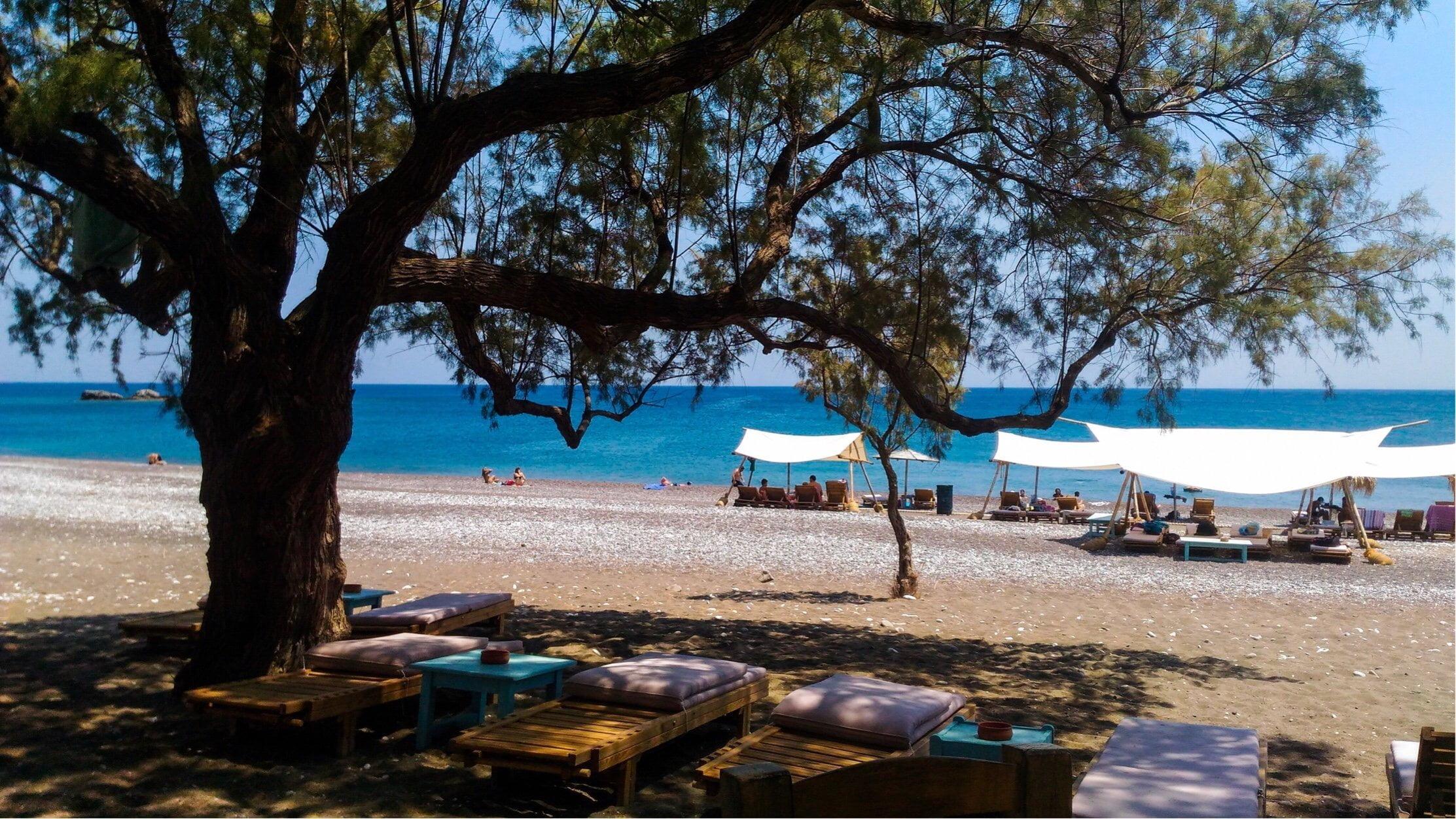 Gennadi beach_più belle spiagge greche di Rodi