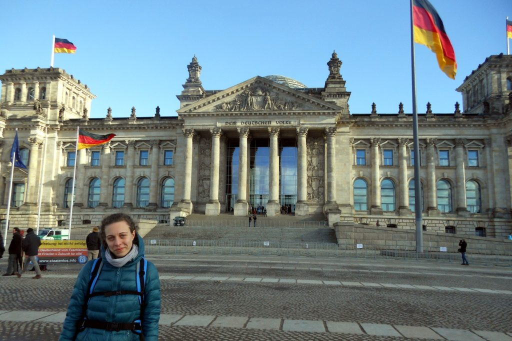 Au pair in Germania_Maria a Berlino