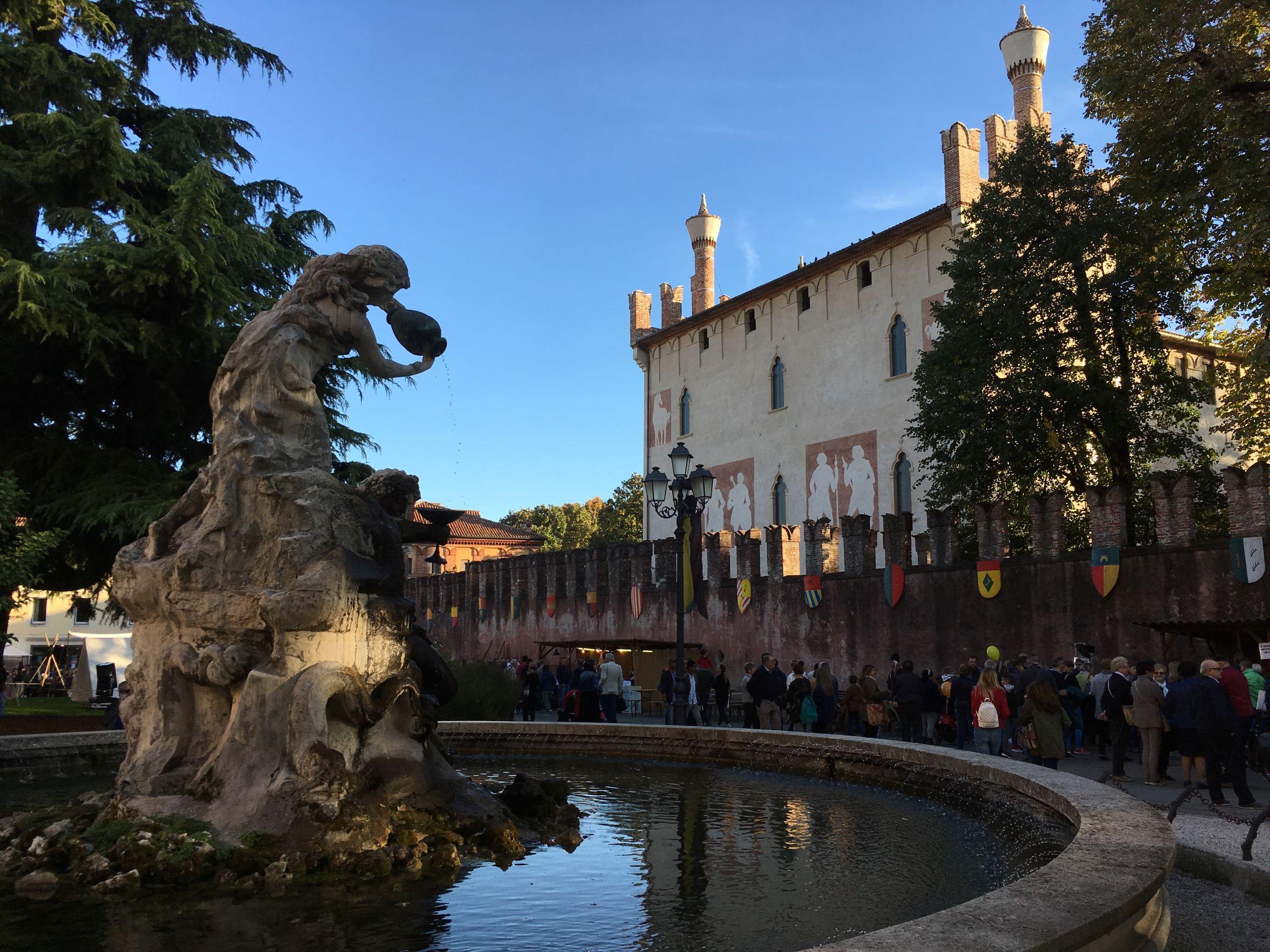 Thiene 1492 castello