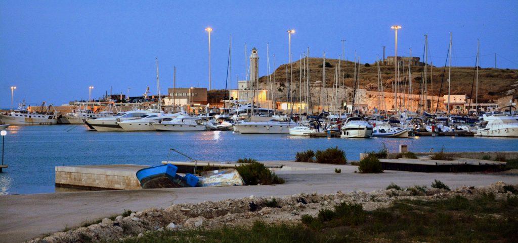 Porto di Vieste