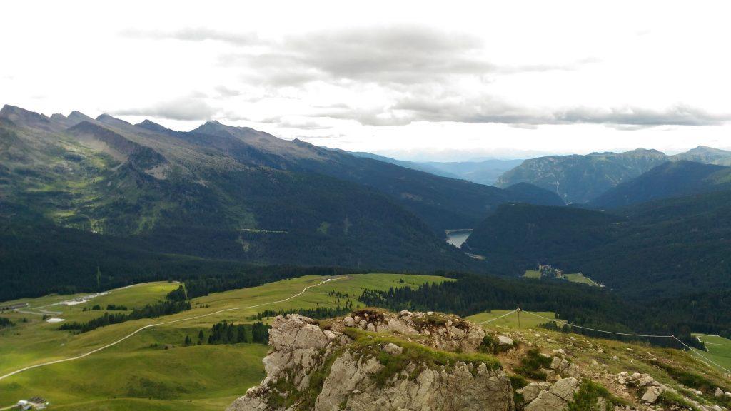 Vista da Monte Castellazzo