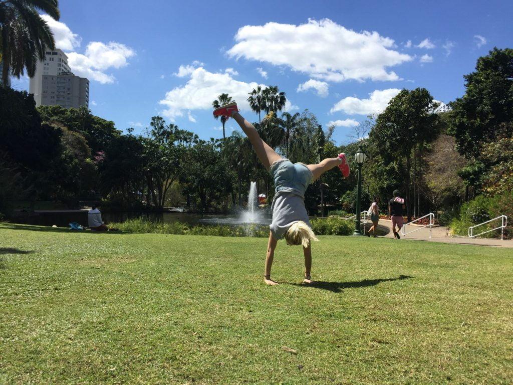 Fabiana in Australia