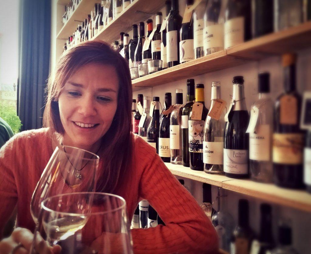 Degustazione vini estero