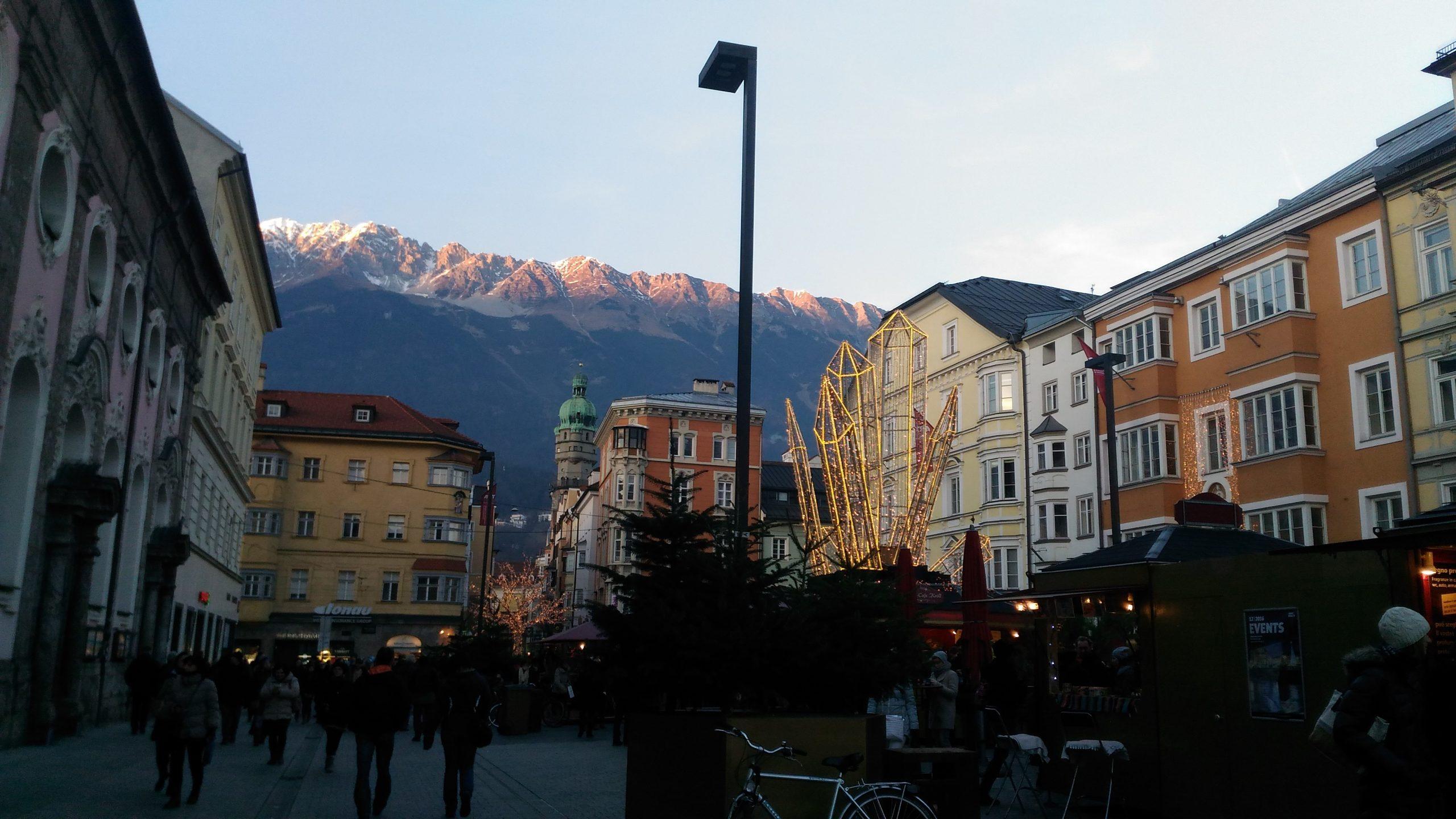 Mercatini di Natale on the road: Innsbruck, Salisburgo, Merano 1