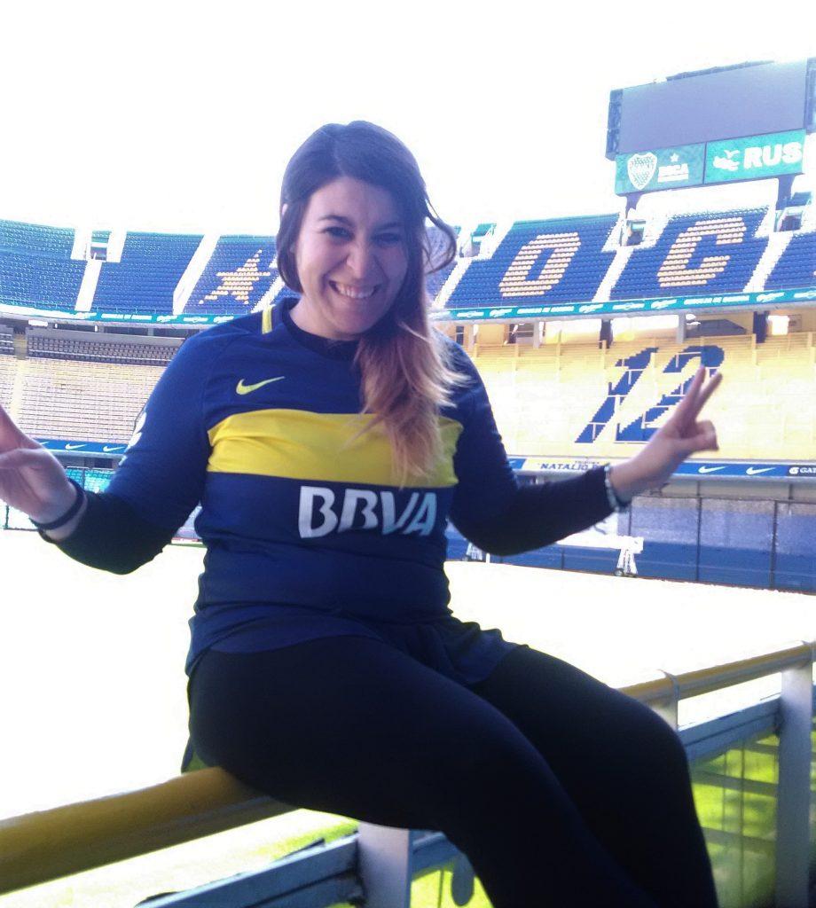 Claudia a Buenos Aires