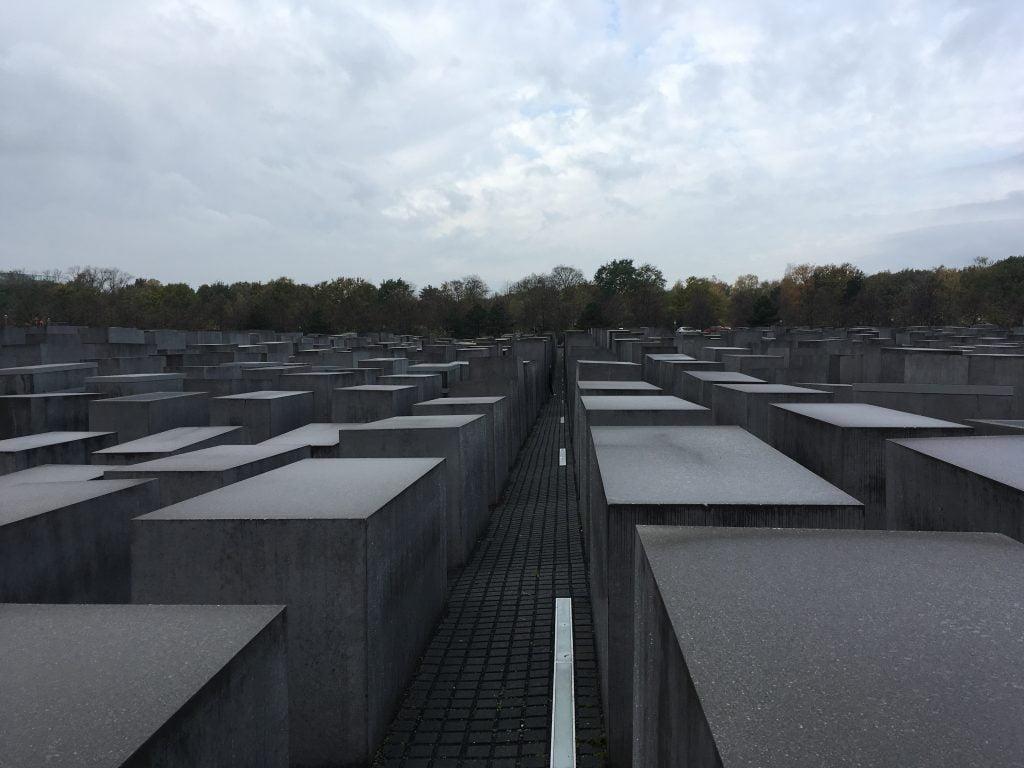 Memoriale degli ebrei assassinati_Berlino