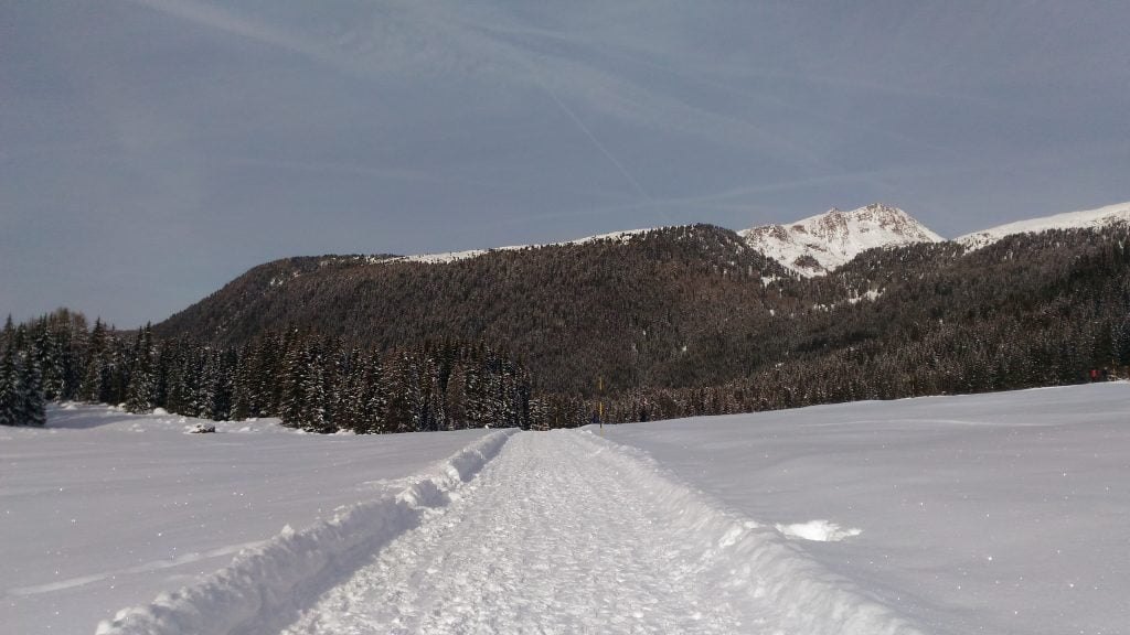 Val Venegia in inverno
