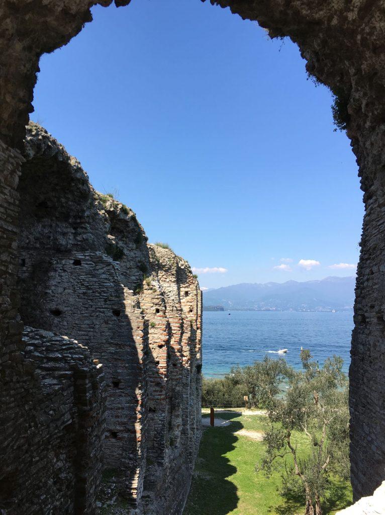 Grotte di Catullo_weekend a Sirmione