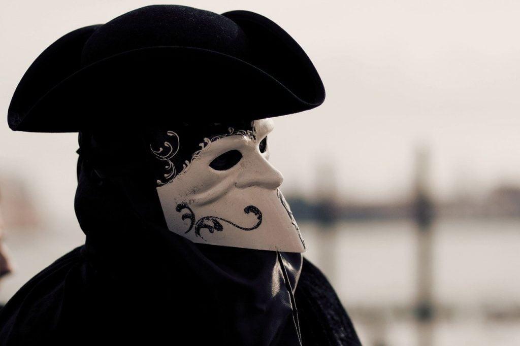 Bauta_maschera veneziana