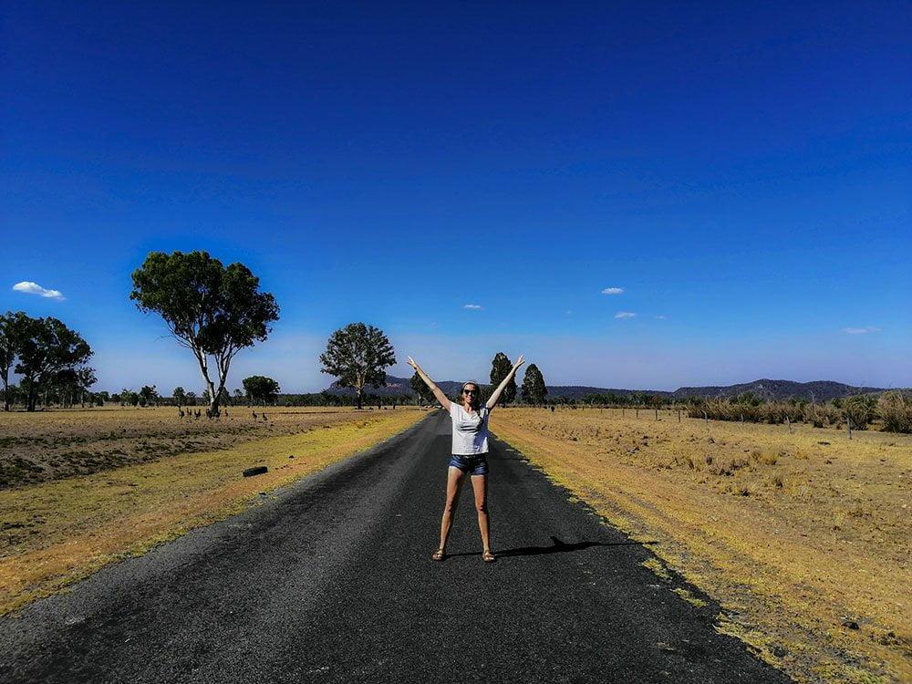 Asutralia on the road