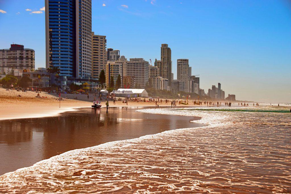 Da Brisbane a Gold Coast