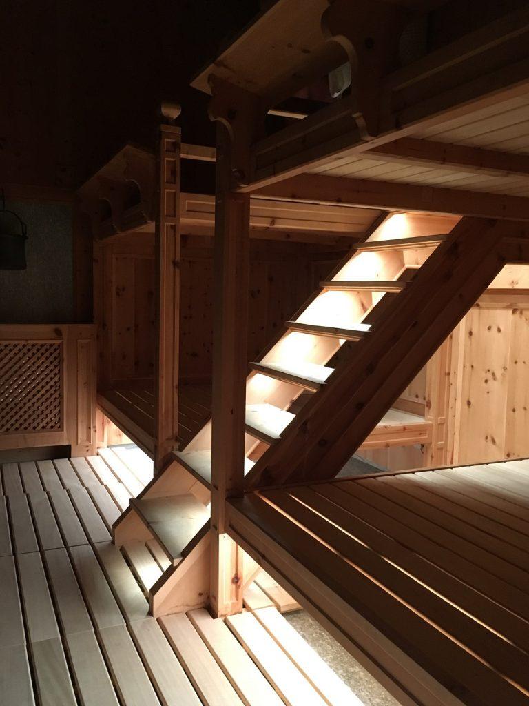 Sauna Maso QC Terme Dolomiti