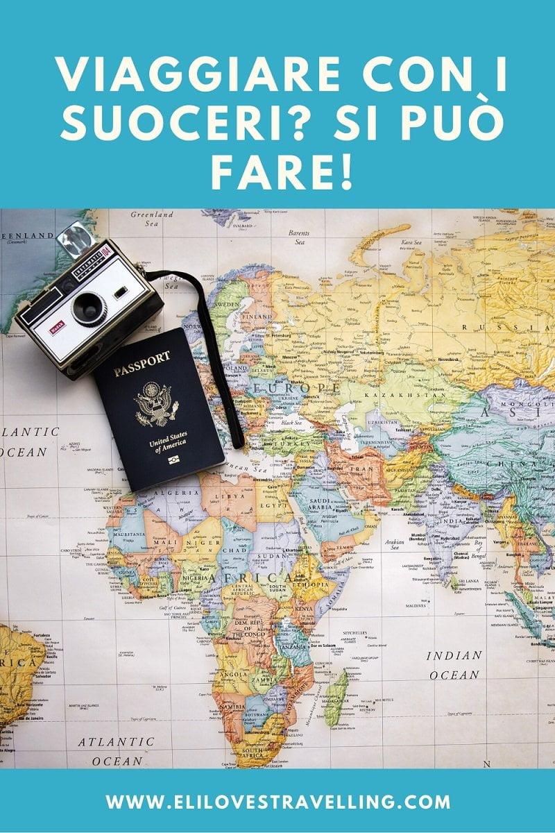 Viaggiare con i suoceri? Si può fare! 1