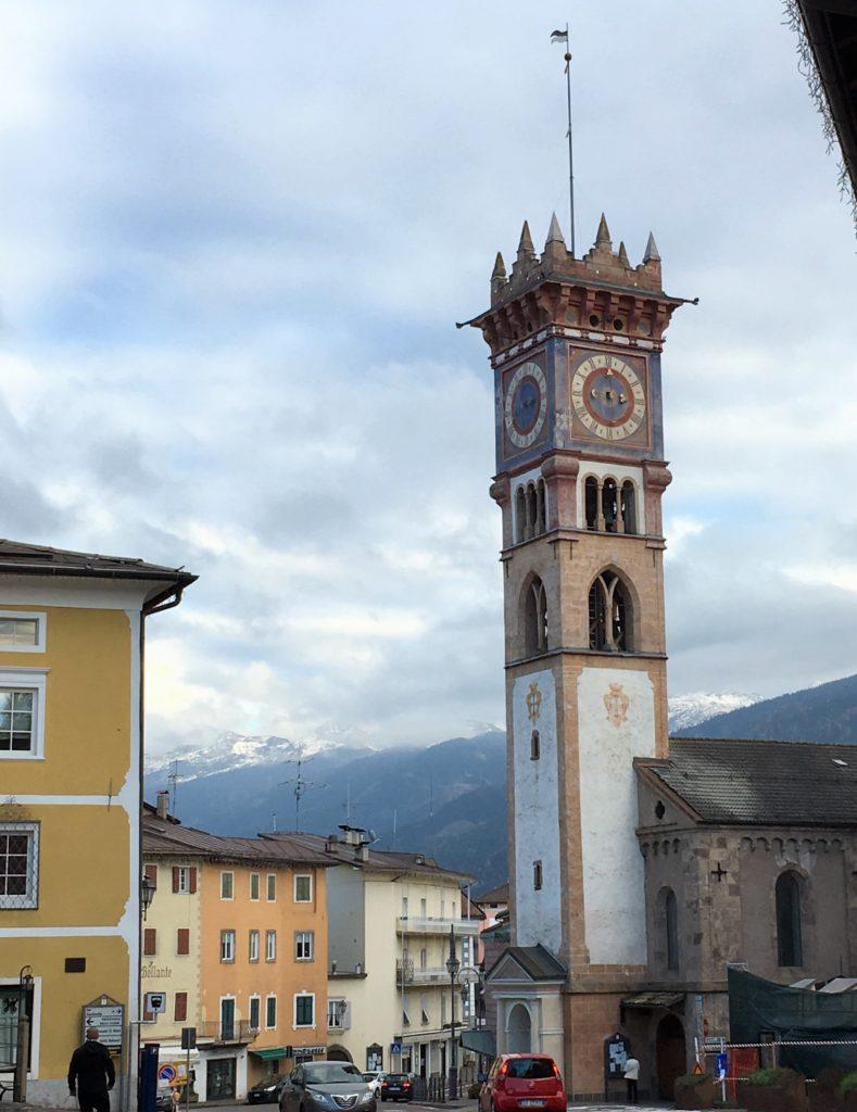 Cavalese_Chiesa di San Sebastiano:10 cose da fare a Cavalese