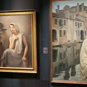"""Mostra in Basilica Palladiana a Vicenza: """"Ritratto di donna"""""""