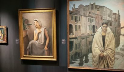 Mostra in Basilica Palladiana: ritratto di donna