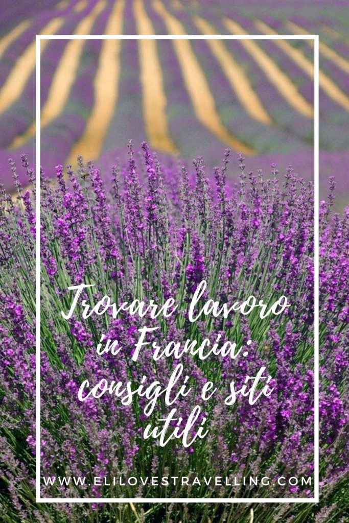Trovare lavoro in Francia: consigli e siti utili 3
