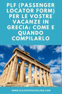 PLF per le vostre vacanze in Grecia: come e quando compilarlo 5
